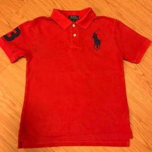 Big Pony Ralph Lauren Polo Size 10-12